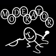 moderátor  -speaker
